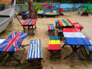 Le Chill Out Bar and Bungalows