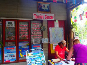 Le Tourist Center de Tonsaï