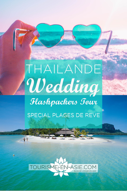 WEDDING flashpackers tour