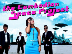 Immersion dans le rock khmer avec Cambodian Space Project (CSP)