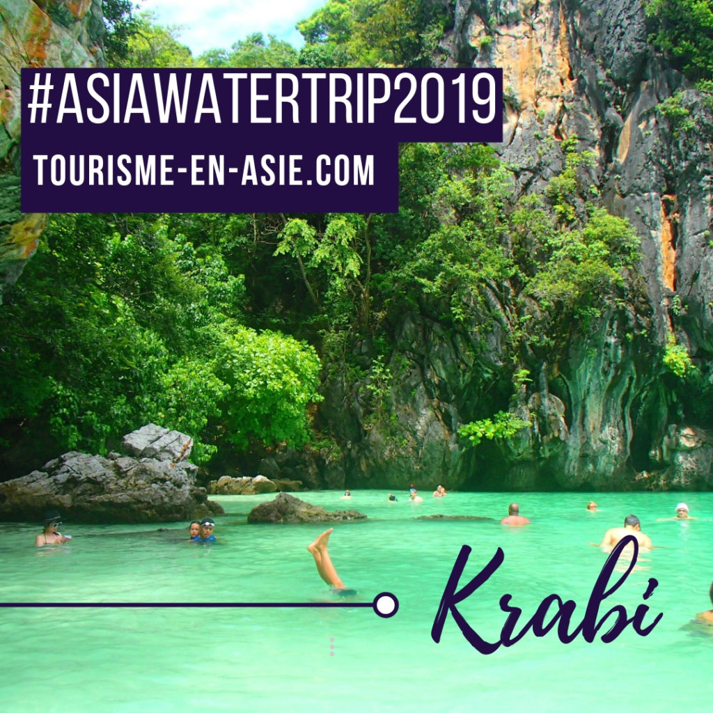 #AsiaWaterTrip2019 Tonsaï - Krabi