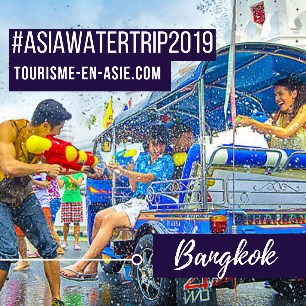 #AsiaWaterTrip2019 Bangkok