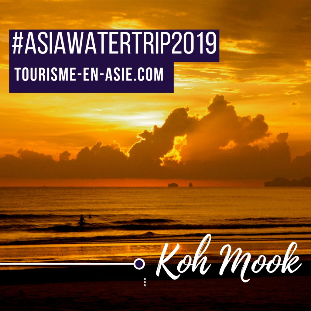 _#AsiaWaterTrip2019 Koh Mook