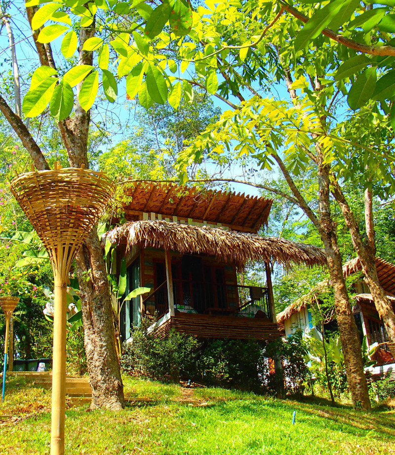 Bungalow du Nature Hill à Koh Mook